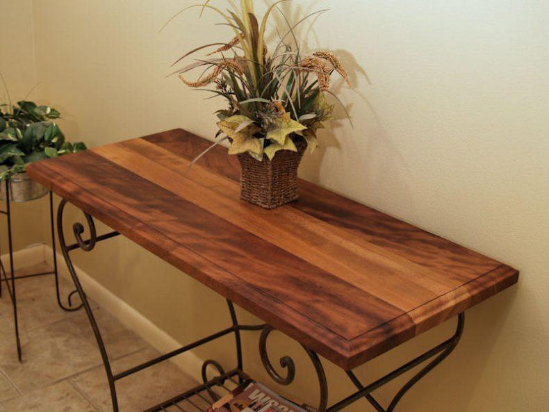 finisaj natural pentru lemn