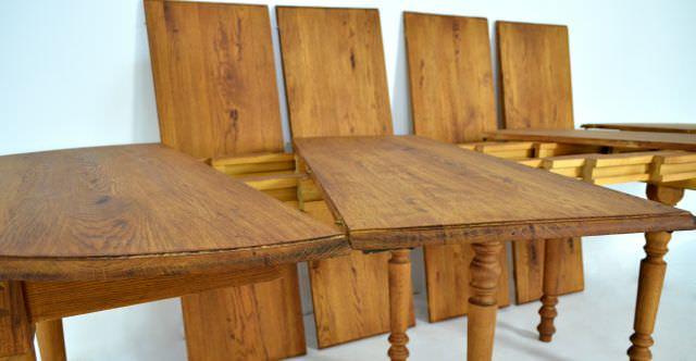 mobila din lemn masiv roge