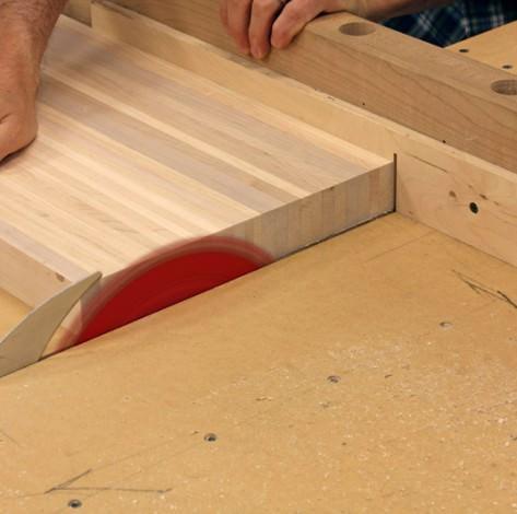 tocator de lemn - blaturi de lemn