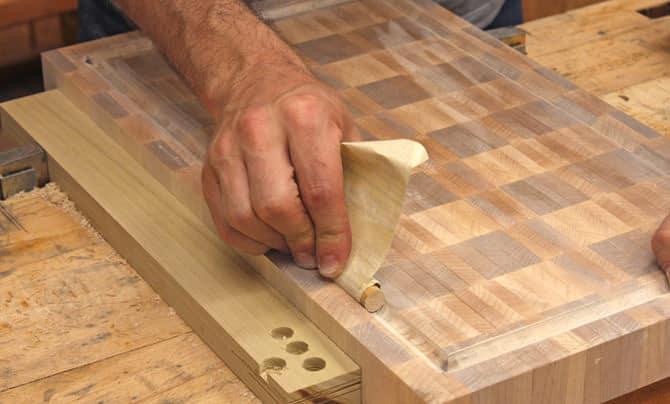 fabricarea blaturi de lemn
