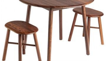 Modelul BISCUIT pentru masă și scaune