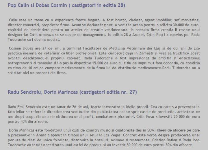 televiziunea română continuu
