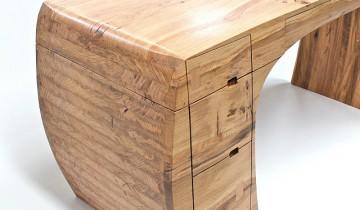 Fără comentarii Nr. 57 | Birou din stejar | Designer Jonathan Field