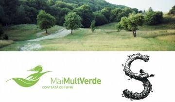 Campanie de plantare de copaci MaiMultVerde și Septembrie cândva