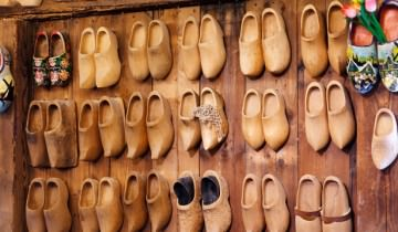 brown-wooden-clogs