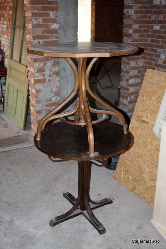 atelier mobila din lemn curbat