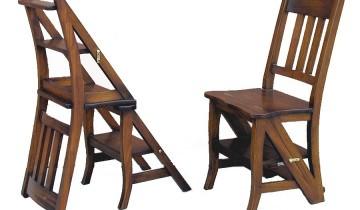 Și scaun, și scara … în același timp.