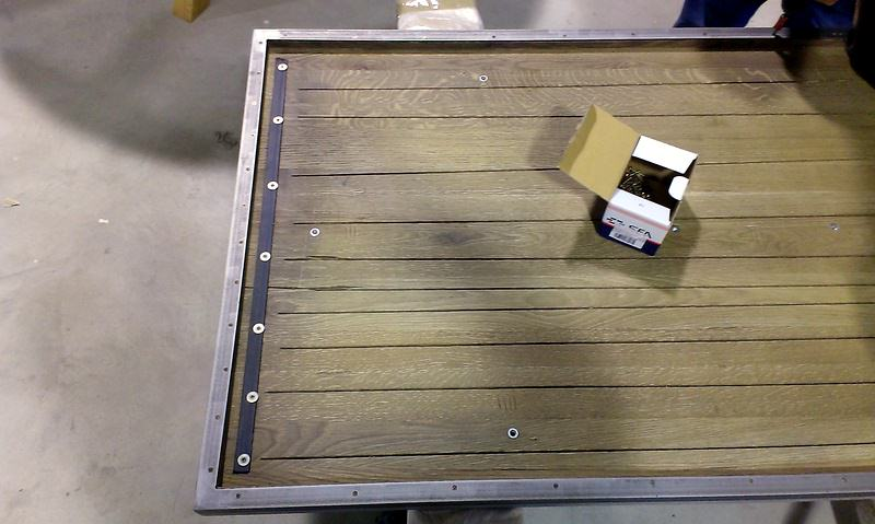 mobilier-HORECA ranforsat metalic