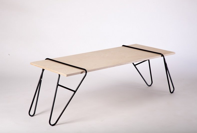 Michael Bernard - Leviathan Table