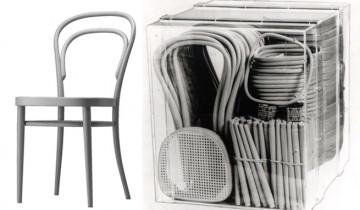 Cel mai celebru scaun din lume – Thonet No. 14 din 1859