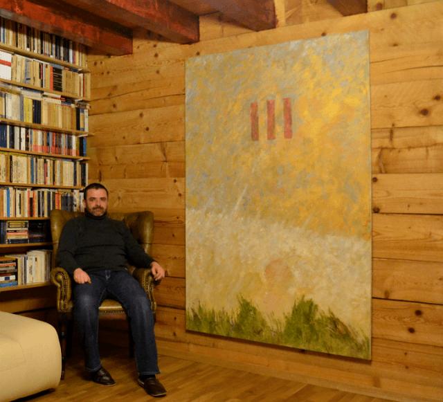 pictura si artistul Andrei Rosetti