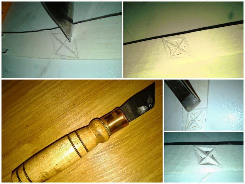 lingura de lemn