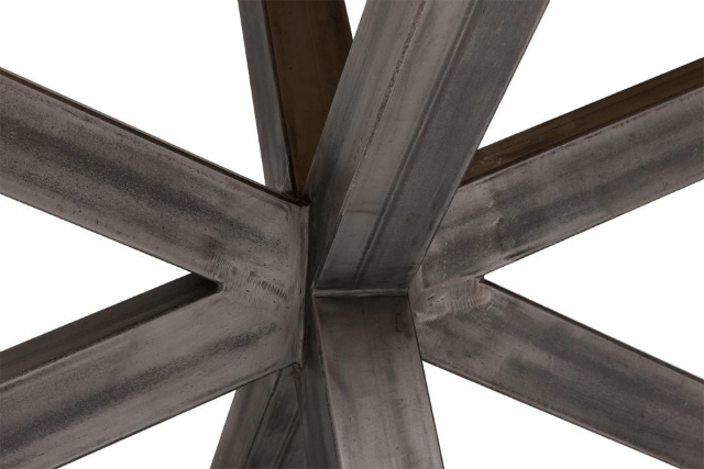 picior metalic central