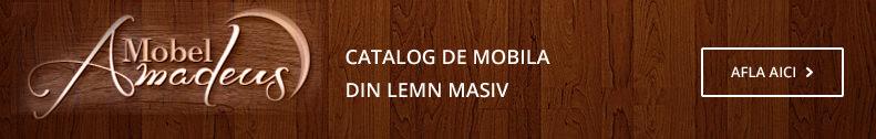 Catalog mobila din lemn masiv de stejar