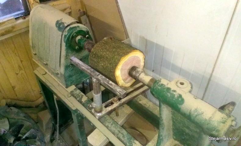 strunjirea lemnului
