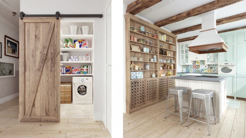 design de apartament