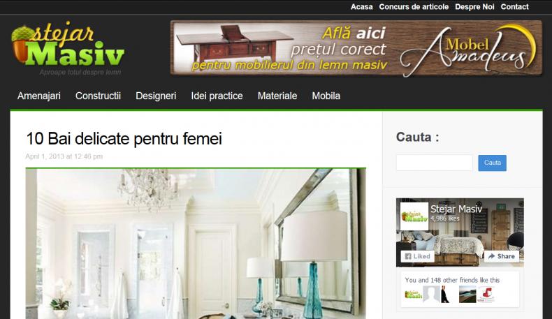 blog despre lemn www.stejarmasiv.ro