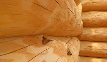 Cabana din lemn rotund sau pătrat