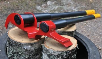 Topor de spart lemne model Leveraxe