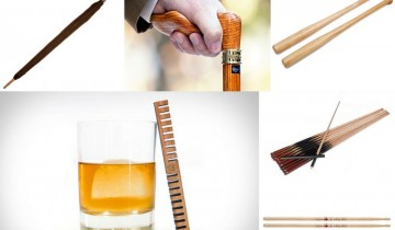 Ce poate insemna un simplu bat de lemn de stejar