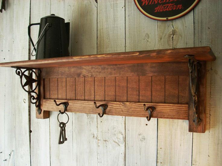 cuiere rustice din lemn