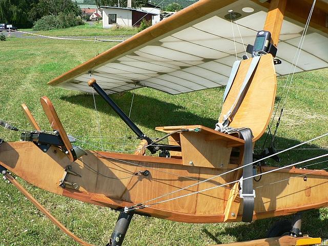 planor din lemn model SG 38
