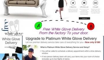 Livrare cu manusi – Conceptul de White Glove Delivery