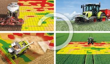 Agricultura de precizie – Harta fermelor din Romania