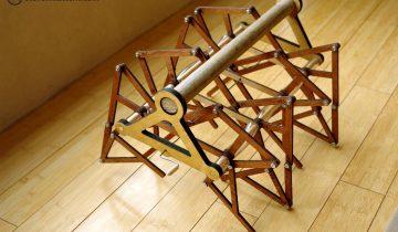 Mecanica magică a lui Theo Jansen