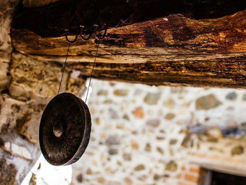 decor rustic - Toscana
