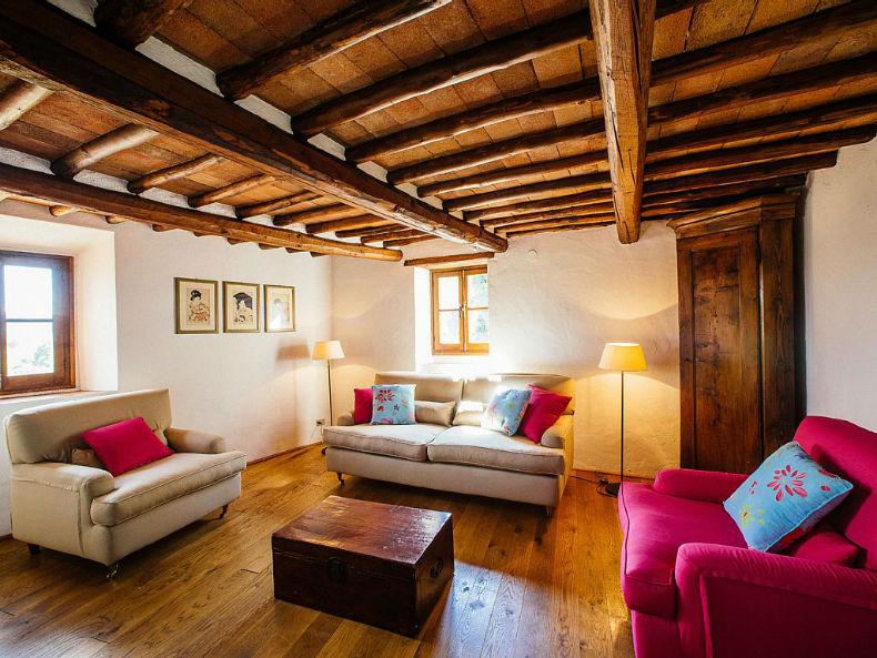 living rustic - Toscana