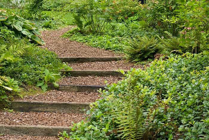 scari din lemn sau piatra