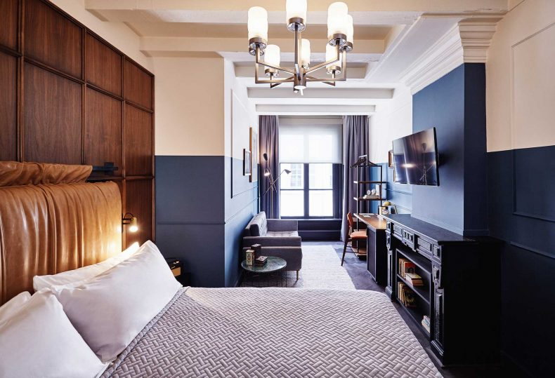 Dormitor Hotel Hoxton