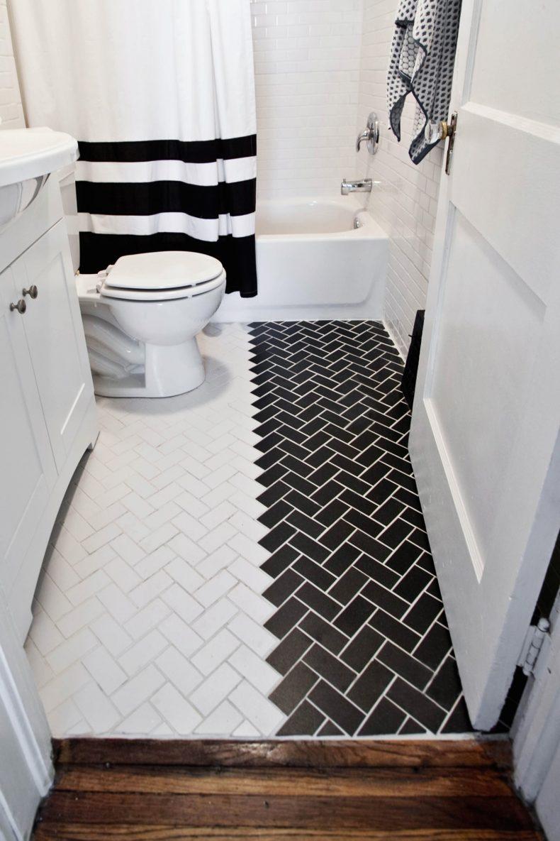 baia in alb și negru