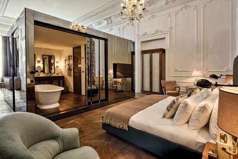 hotel soho house instabul dormitor
