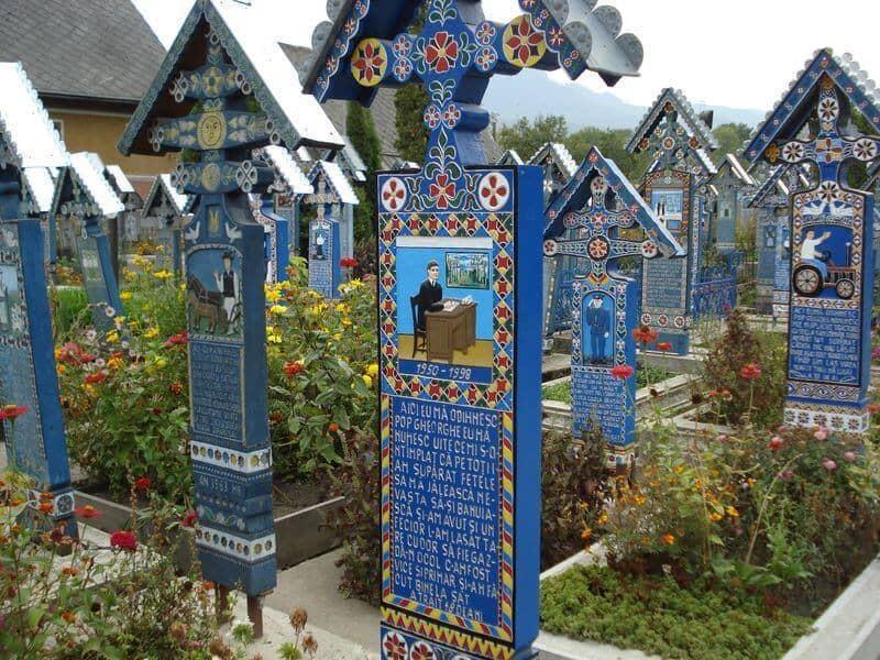 Drumul Lung spre Cimitirul Vesel