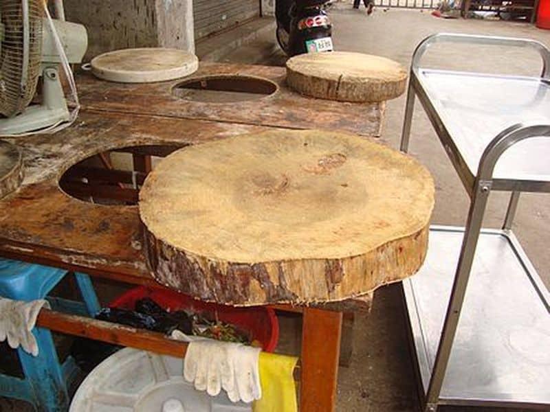 masa bucatarului