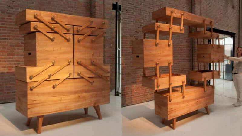 mobilier derivat Kiki van Eijk