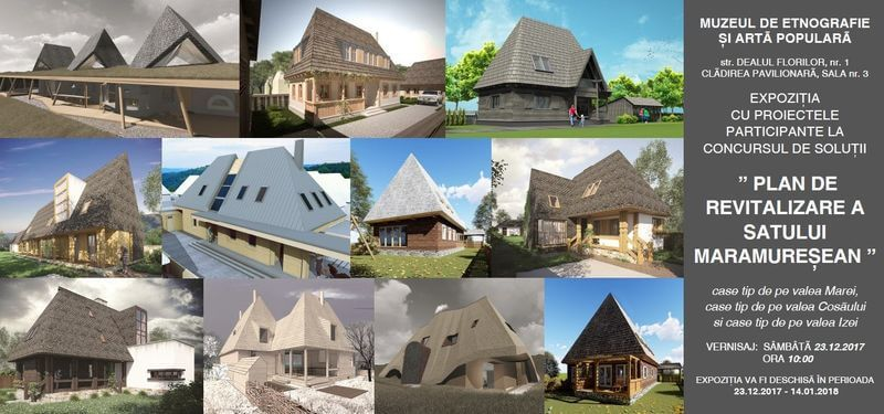 Planul de revitalizare a satului maramureșean
