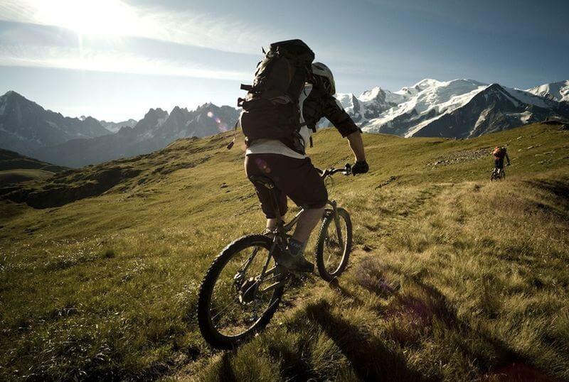 bicicleta in Maramures