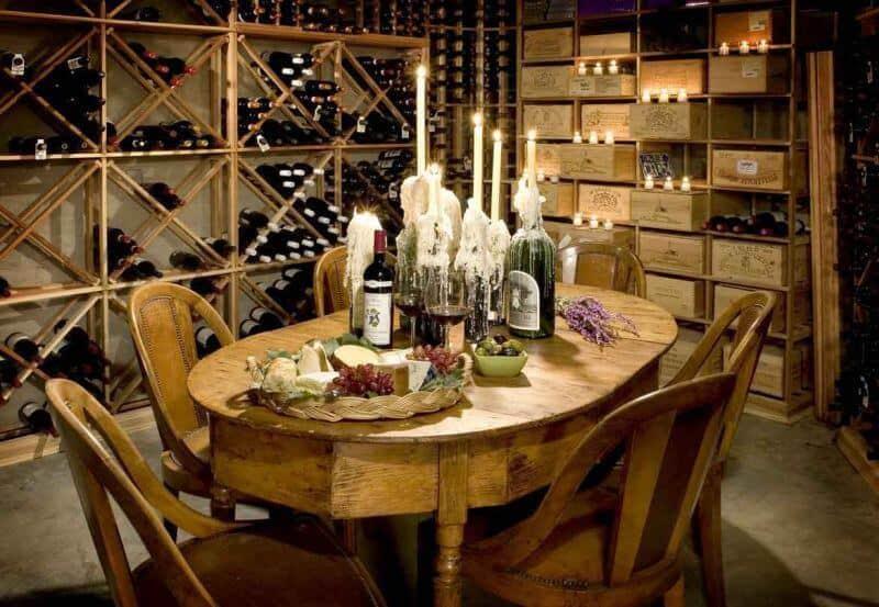 cutii din lemn pentru vin