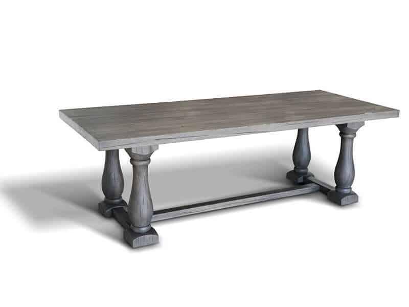 masa de 10 persoane model Firenze - 240x100