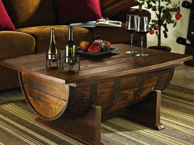 butoiul din lemn