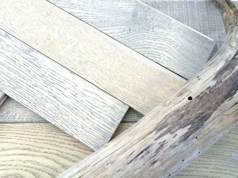 lemn albit cu acizi albirea lemnului