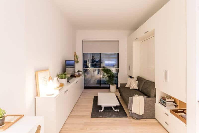 mini apartamente