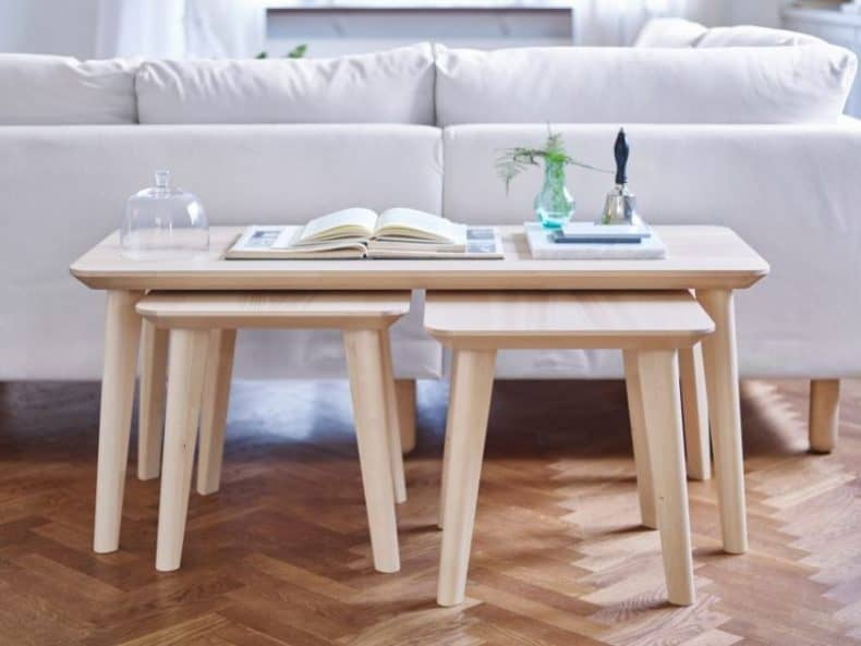 IKEA Lisabo series