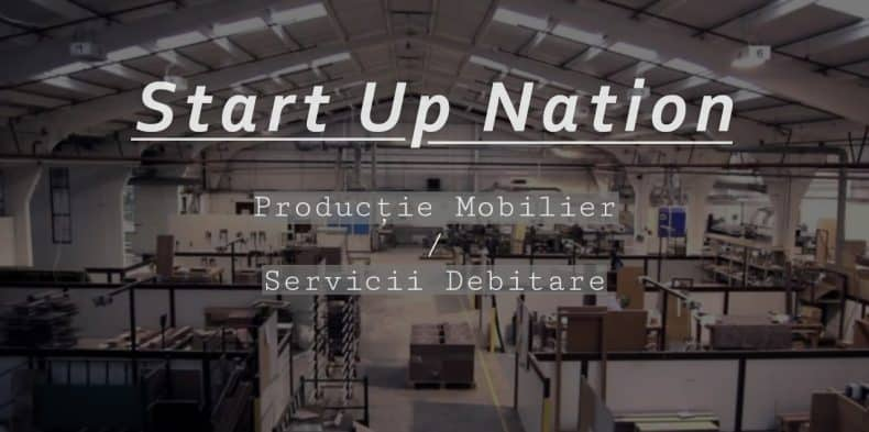 utilaje tamplarie lemn PAL MDF Wood IQ Start Up Nation 2019