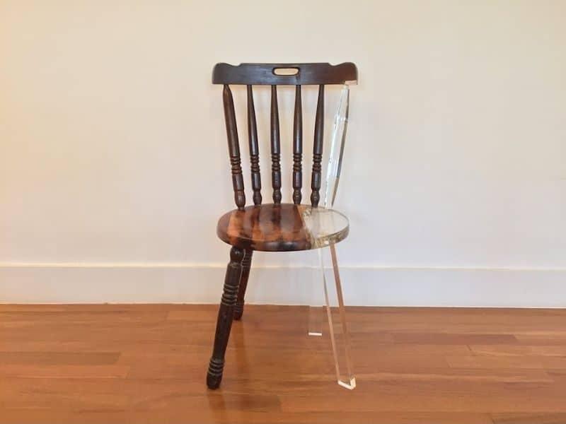 scaunul meu nou vechi ermeneutica
