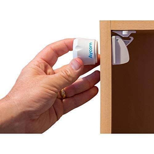 încuietore magnetică - variante de protectie pentru copii sau compartimente secrete