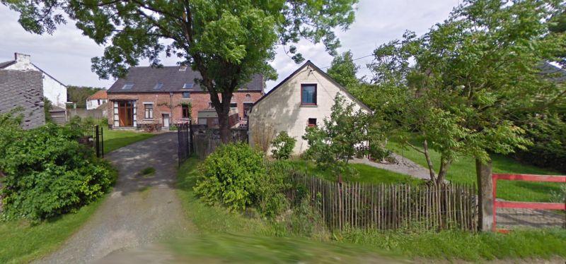 imagini de pe Google Maps case din Belgia